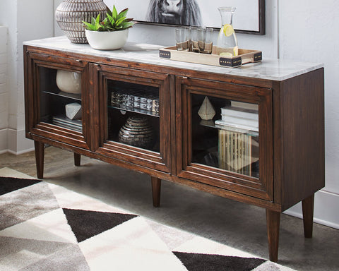 Graybourne Signature Design by Ashley Cabinet image