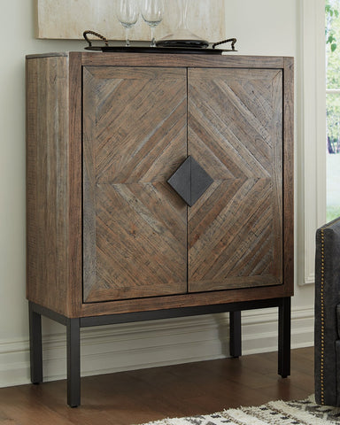 Premridge Signature Design by Ashley Cabinet
