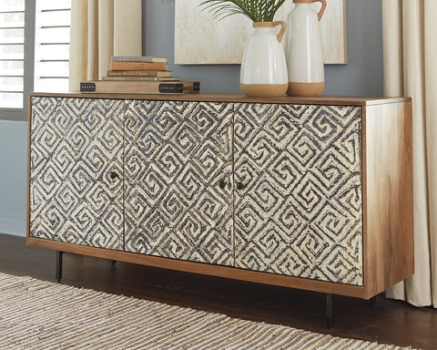 Kerrings Signature Design by Ashley Cabinet