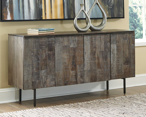 Graydon Signature Design by Ashley Cabinet