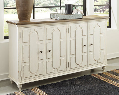 Roranville Signature Design by Ashley Cabinet image
