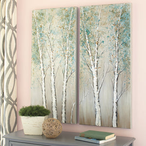 Judson Signature Design by Ashley Wall Art Set of 2