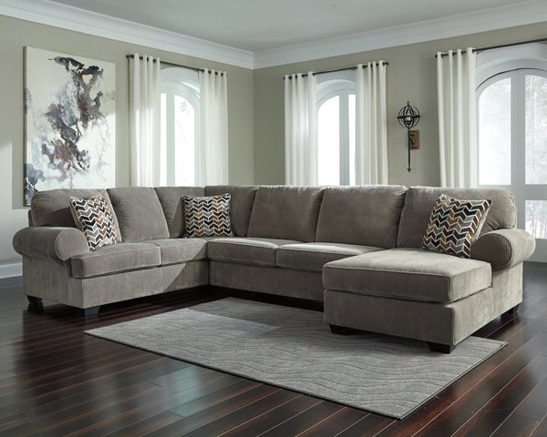 Jinllingsly Signature Design by Ashley 3-Piece Sectional with Chaise image