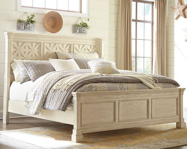 Bolanburg Signature Design Bed 5-Piece Bedroom Package