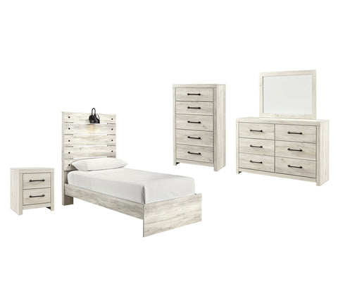 Cambeck Signature Design 7-Piece Youth Bedroom Set image