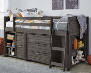 Caitbrook Signature Design by Ashley Bed with Storage Drawer image