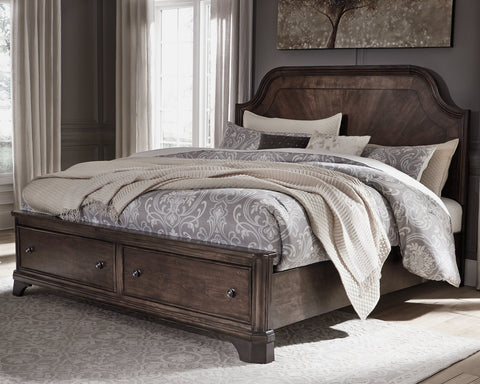 Adinton Signature Design by Ashley Bed