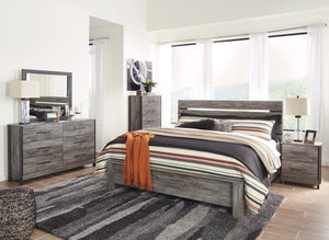 Cazenfeld Signature Design 5-Piece Bedroom Set image