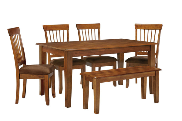 Berringer Ashley Dining Table 6-Piece Dining Room Package