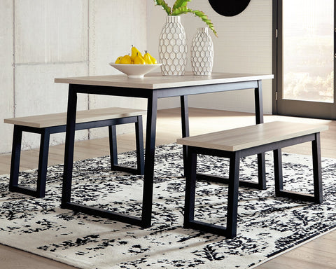 Waylowe Signature Design by Ashley Dining Table