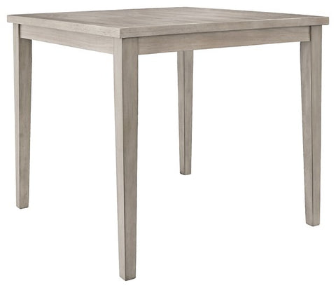 Parellen Signature Design by Ashley Counter Height Table