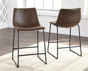 Centiar Signature Design Barstool 2-Piece Bar Stool Package