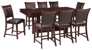 Collenburg Signature Design 9-Piece Counter Height Dining Room Package image