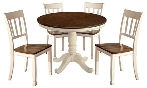 Whitesburg Signature Design 5-Piece Dining Room Set image
