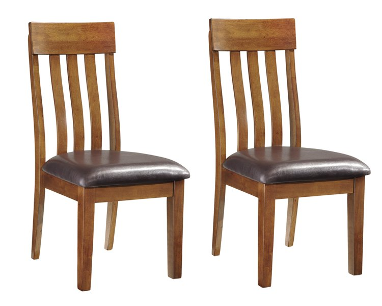 Ralene Signature Design Dining Chair 2-Piece Dining Chair Package