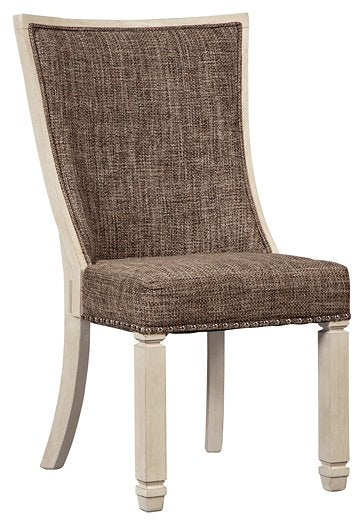 Bolanburg Signature Design Dining Chair 2-Piece Dining Chair Package