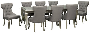 Coralayne Signature Design 9-Piece Dining Room Package image