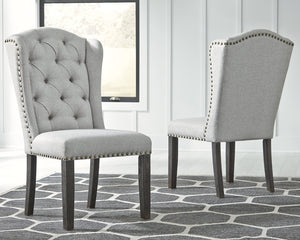 Jeanette Ashley Dining Chair