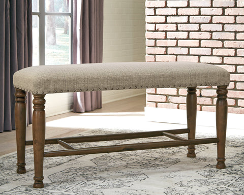 Lettner Signature Design by Ashley Bench image