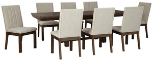 Dellbeck Millennium 9-Piece Dining Room Package image