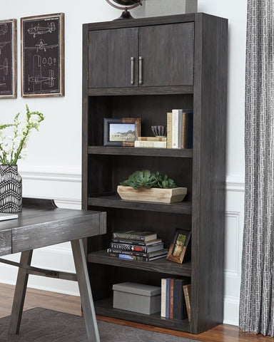 Raventown Signature Design by Ashley Bookcase image