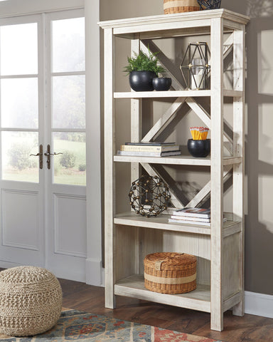 Carynhurst Signature Design by Ashley Bookcase image