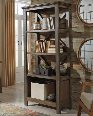 Johurst Signature Design by Ashley Bookcase