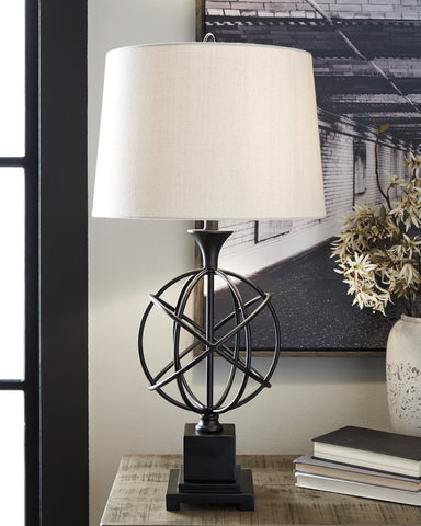 Camren Signature Design by Ashley Table Lamp