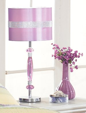 Nyssa Signature Design by Ashley Table Lamp Youth image