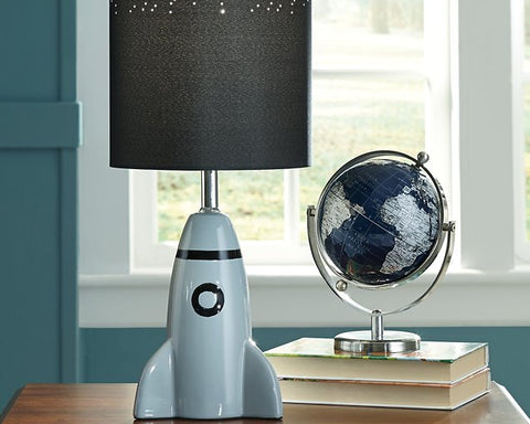 Cale Signature Design by Ashley Table Lamp Youth