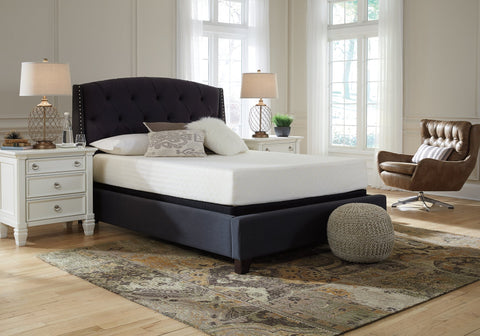 10 Inch Chime Memory Foam Sierra Sleep by Ashley Memory Foam Mattress