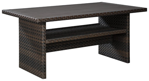 Easy Isle Signature Design by Ashley Outdoor Multi-use Table
