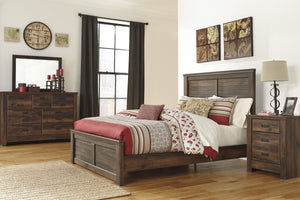Quinden Signature Design 5-Piece Bedroom Set