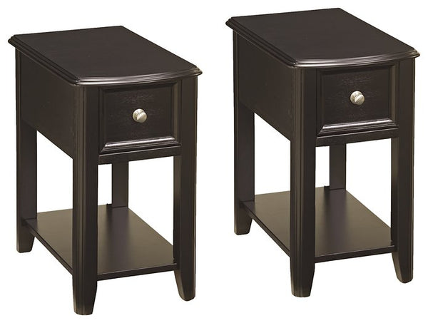 Breegin Signature Design 2-Piece End Table Set