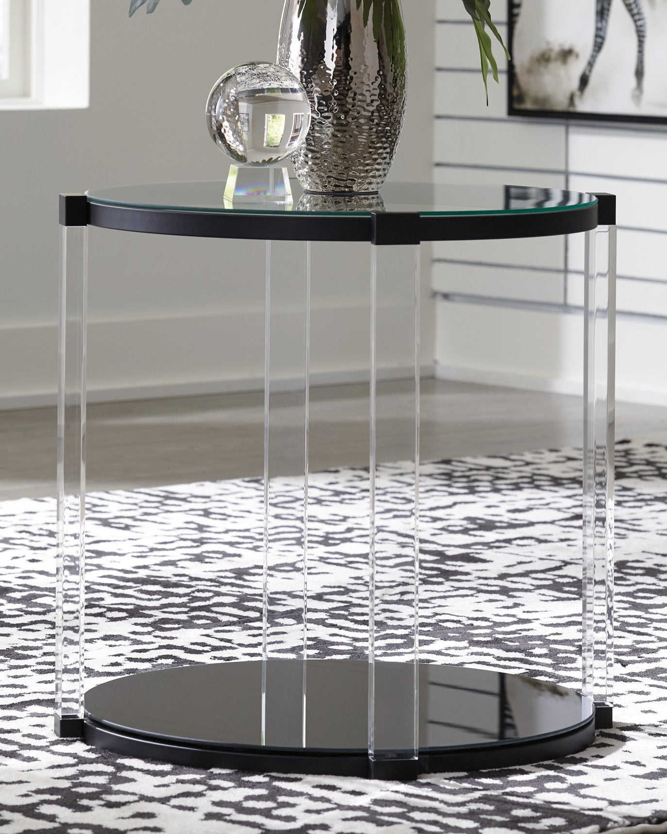 Delsiny Signature Design by Ashley End Table image