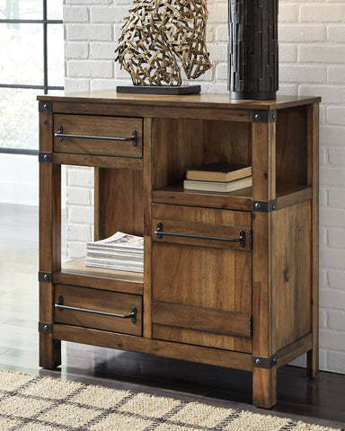 Roybeck Signature Design by Ashley Accent Cabinet image