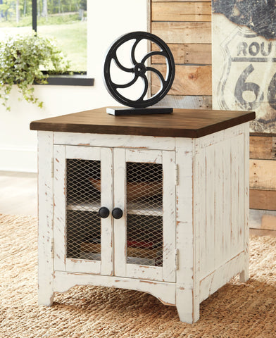 Wystfield Signature Design by Ashley End Table image