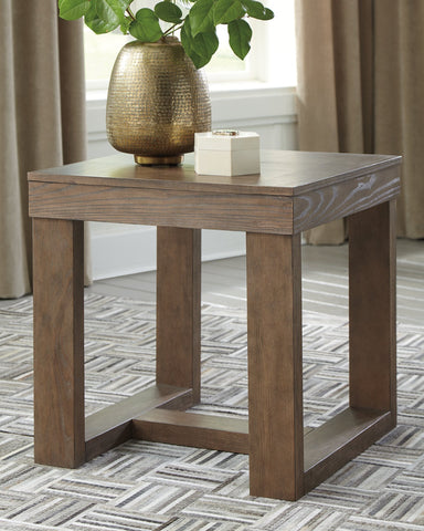 Cariton Signature Design by Ashley End Table