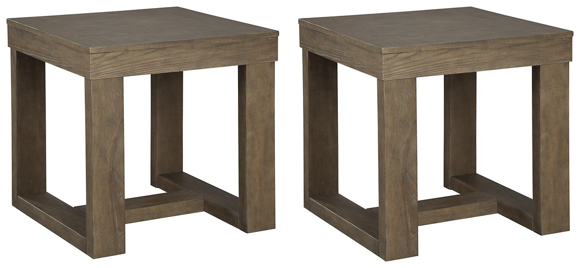 Cariton Signature Design 2-Piece End Table Set image