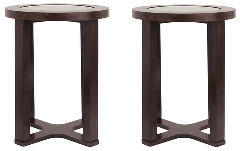 Marion Signature Design End Table 2-Piece End Table Package