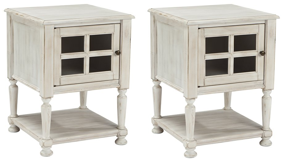 Mirimyn 2-Piece End Table Set