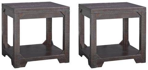 Rogness Signature Design End Table 2-Piece End Table Package