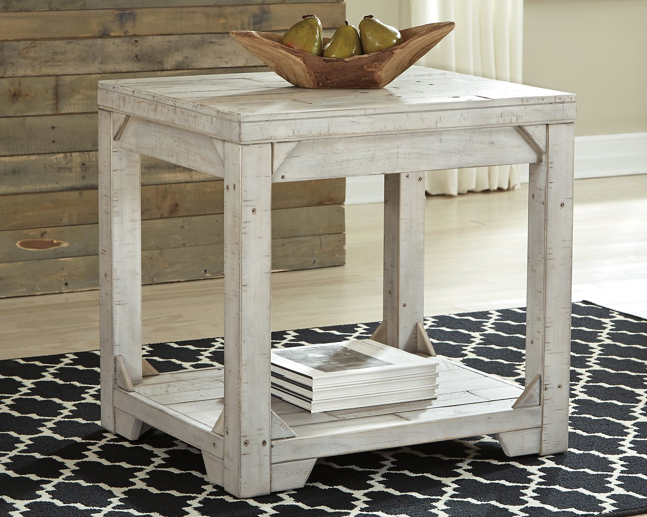 Fregine Signature Design by Ashley End Table image
