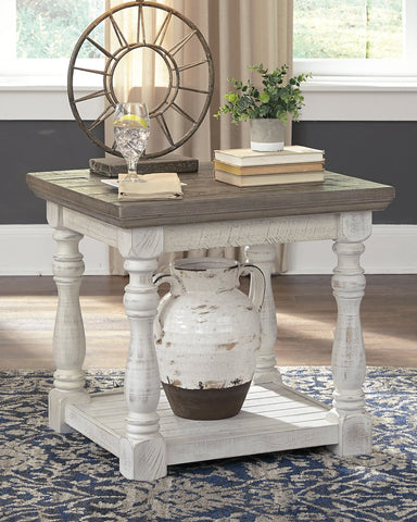 Havalance Signature Design by Ashley End Table