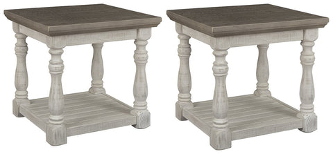 Havalance Signature Design 2-Piece End Table Set