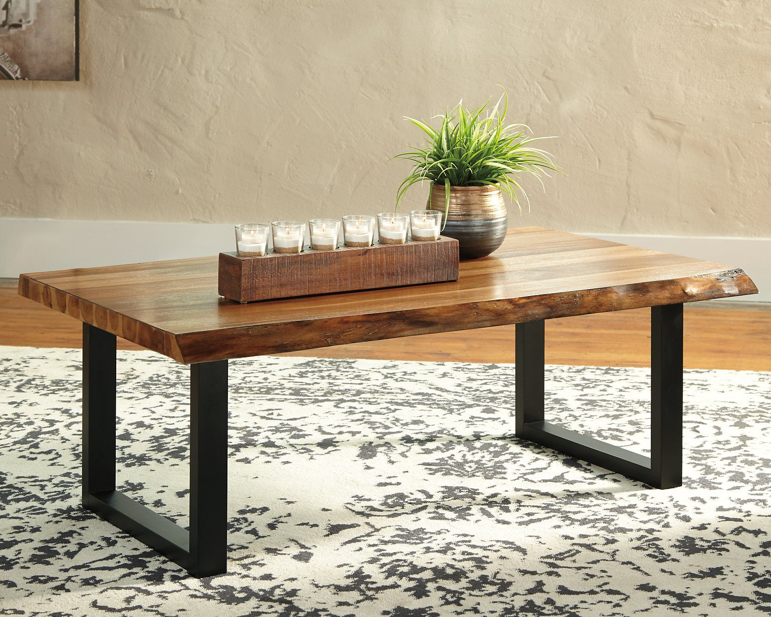 Brosward Signature Design by Ashley Cocktail Table image