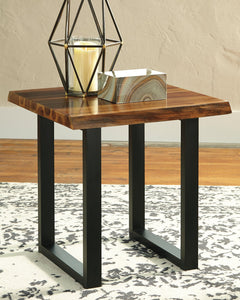 Brosward Signature Design by Ashley End Table image