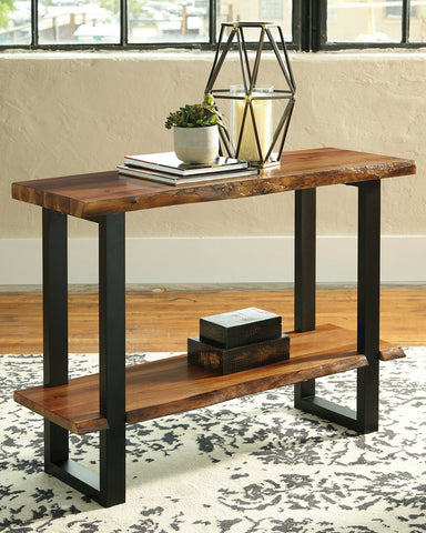Brosward Signature Design by Ashley Sofa Table