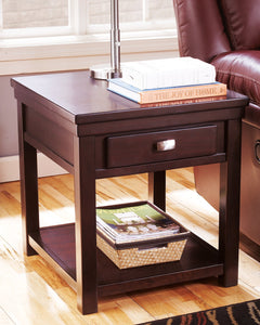 Hatsuko Signature Design by Ashley End Table image