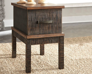 Stanah Signature Design by Ashley End Table Chair Side image